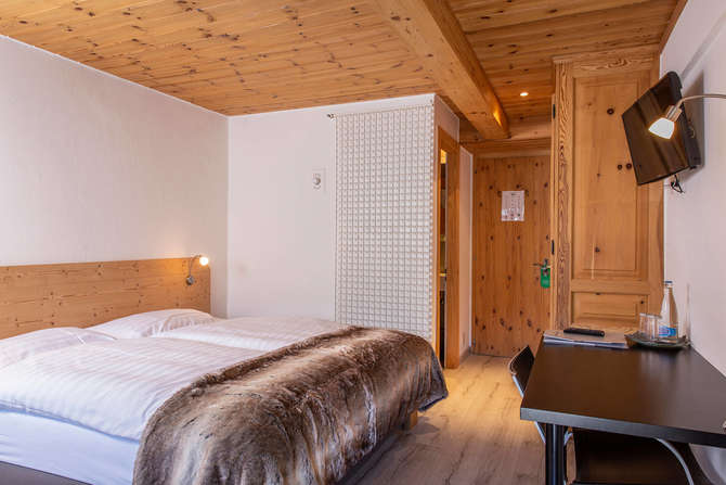 Hotel Alpina Saint-Jean