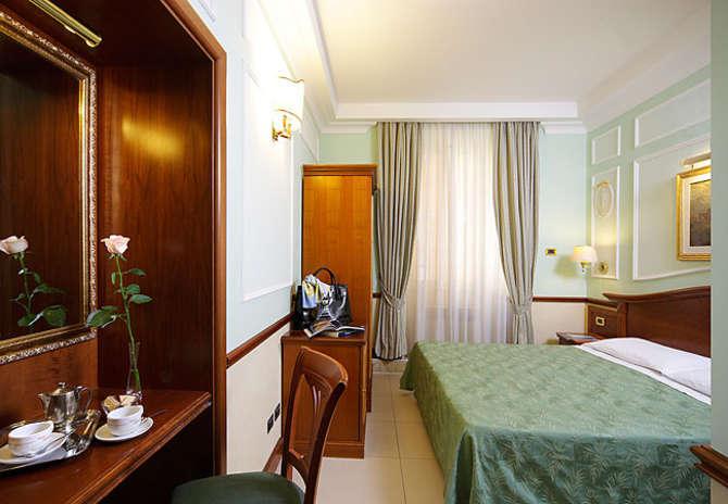 Hotel Hiberia Rome