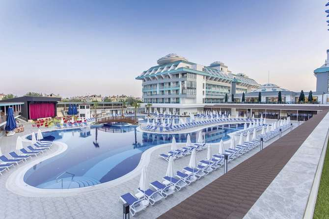 Sensitive Premium Resort & Spa Belek