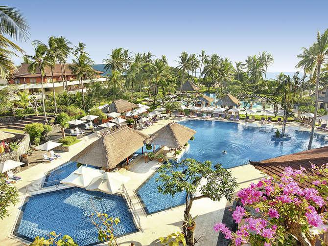 Nusa Dua Beach Hotel & Spa Nusa Dua