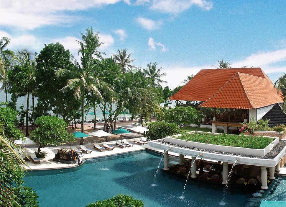 Goedkope vakantie Bali 🏝️Puri Santrian
