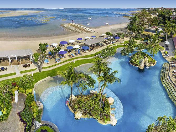 Hotel Nikko Bali Benoa Beach Tanjung Benoa