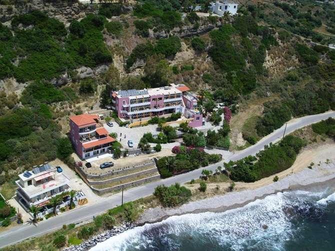 Horizon Beach Hotel Plakiás