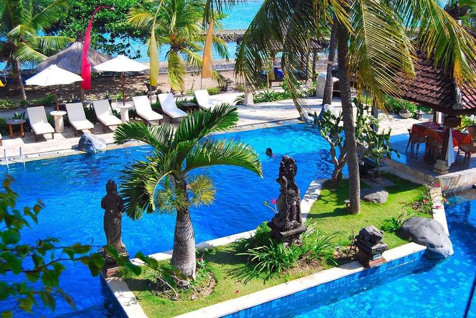 Goedkoop op zonvakantie Bali 🏝️Aneka Lovina Villas & Spa