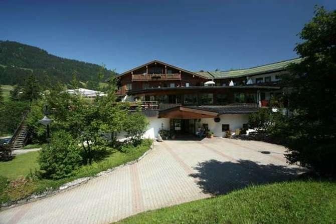IFA Alpenhof Wildental Hotel Mittelberg