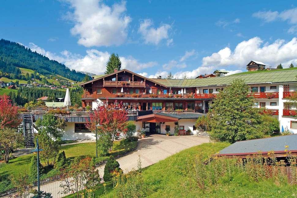 Alpenhof Wildental Hotel