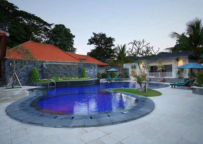 Vila Shanti Beach Hotel Sanur