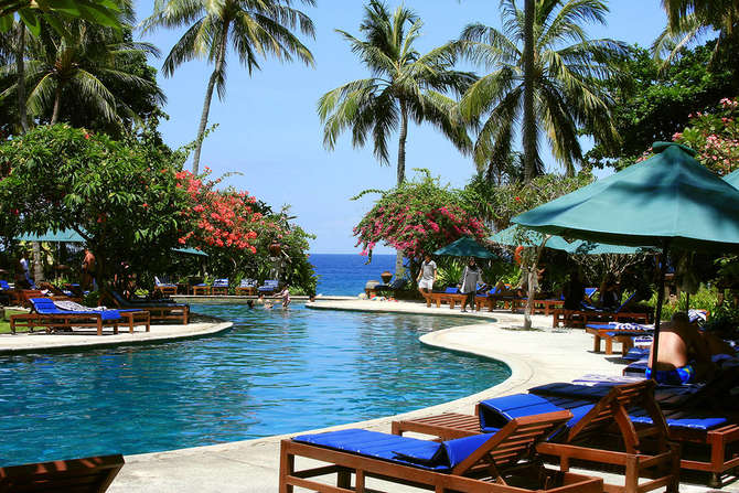 Holiday Resort Lombok Senggigi