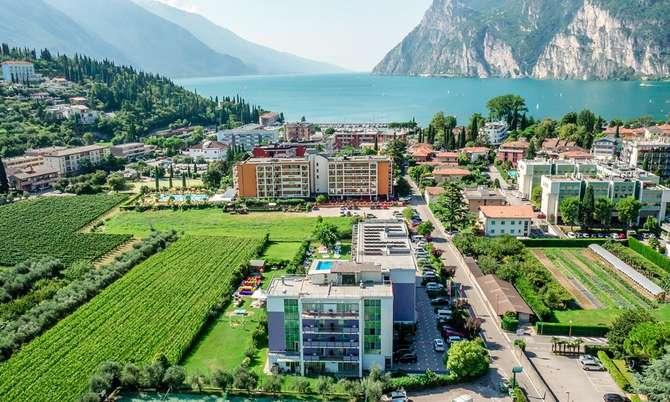 Ambassador Suite Hotel Riva del Garda
