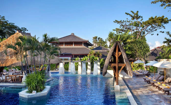 Rama Beach Resort & Villas Kuta