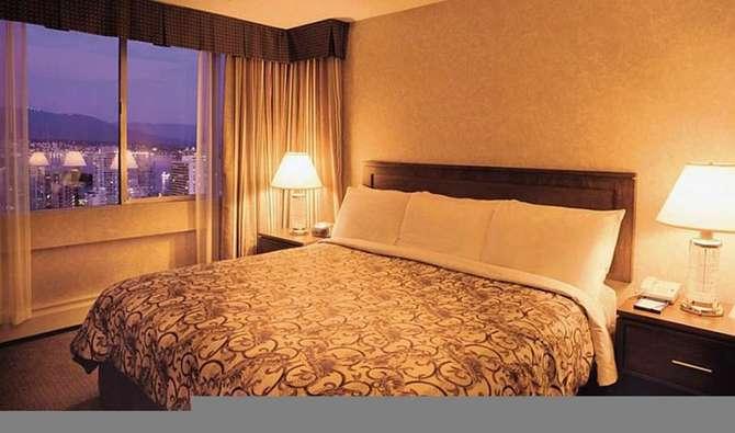 Coast Plaza Hotel & Suites Vancouver