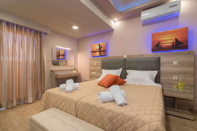 El Barco Luxury Suites Argassi