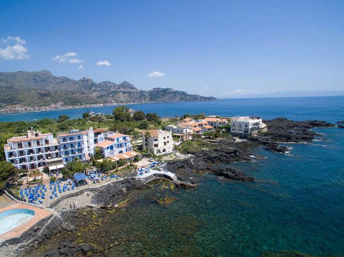 Hotel Kalos Giardini Naxos