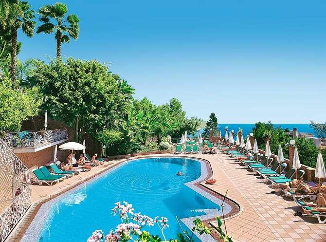 Hotel Ariston & Palazzo Santa Caterina Taormina