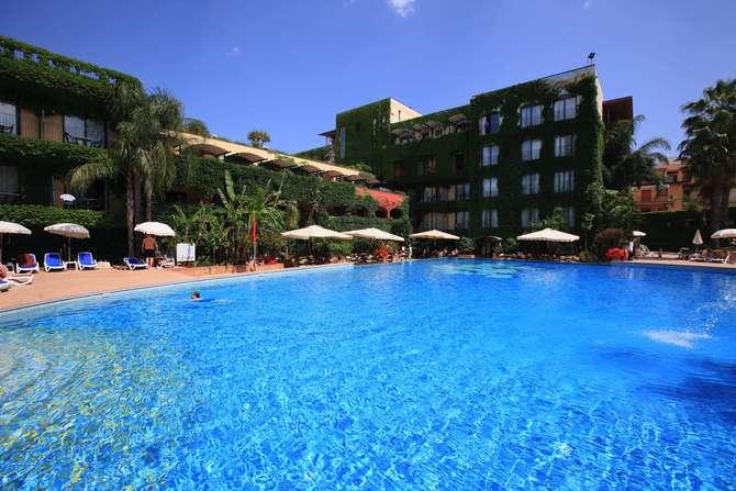 Caesar Palace Hotel Giardini Naxos