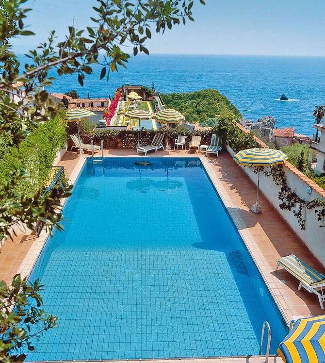 Hotel Ipanema Taormina