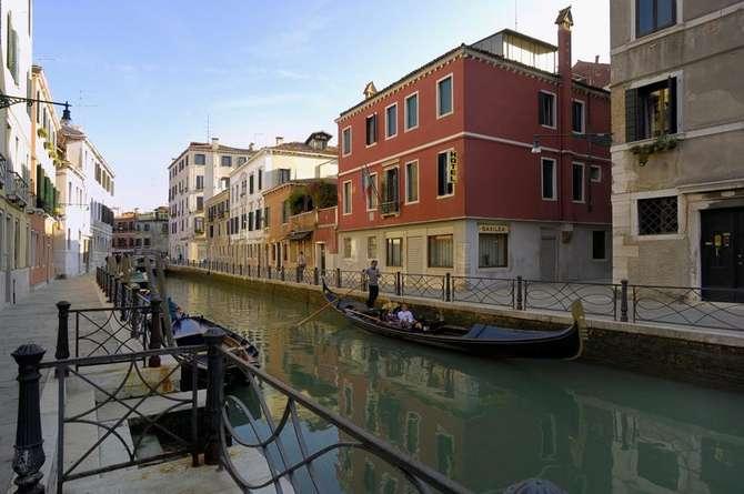 Hotel Basilea Venetië