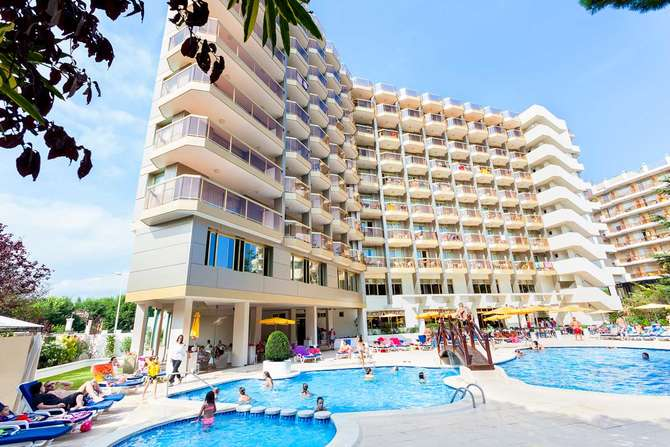 Hotel Beverly Park & Spa Blanes