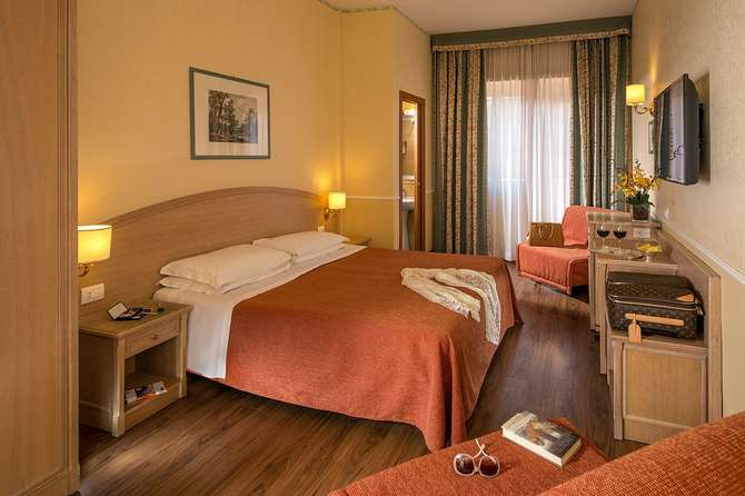 Hotel Santa Costanza Rome