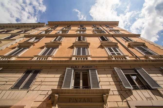 Hotel Picasso Rome
