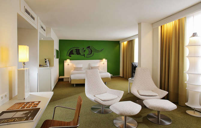 Hotel Bloom Brussel
