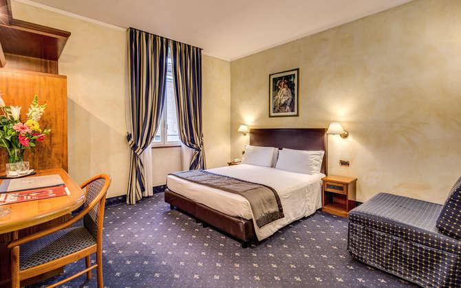 Hotel Quattro Fontane Rome