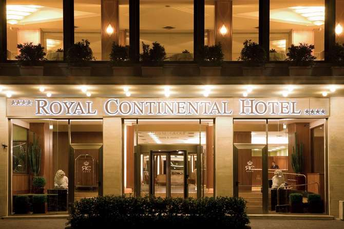 Royal Continental Hotel Napels
