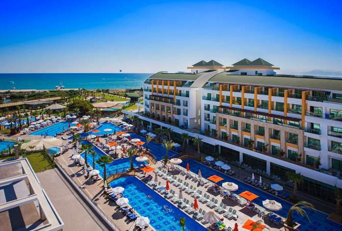 Port Nature Resort & Spa Belek