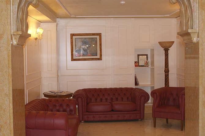 Hotel Villa Rosa Venetië