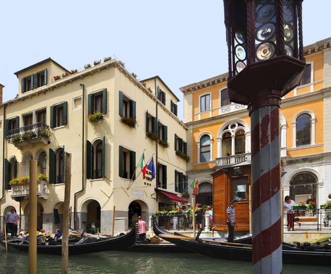 Hotel Violino d'Oro Venetië