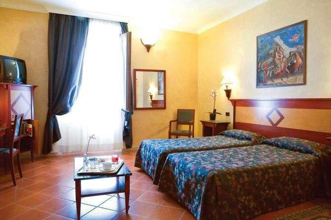 Hotel Corona d'Italia Florence