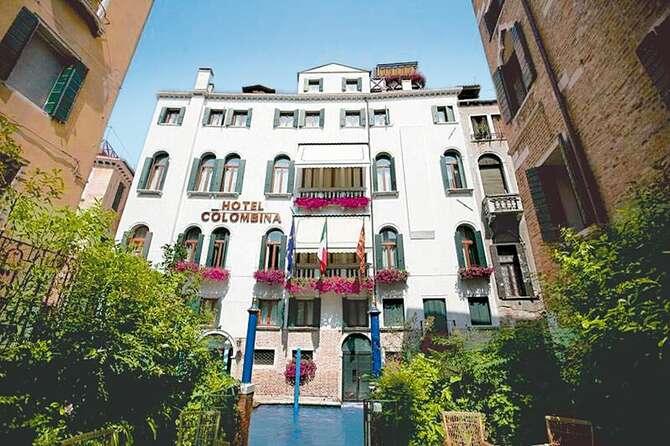 Hotel Colombina Venetië