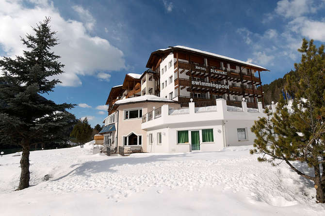 Hotel Diamant Santa Cristina Valgardena