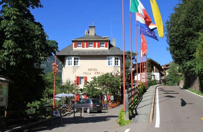 Hotel Villa Emilia Ortisei - St. Ulrich