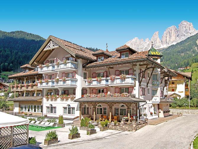 Park Hotel Diamant Campitello di Fassa