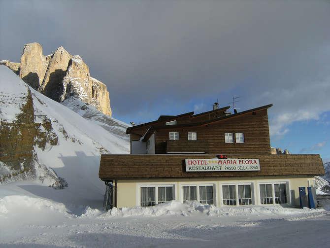 Berghotel Maria Flora Selva