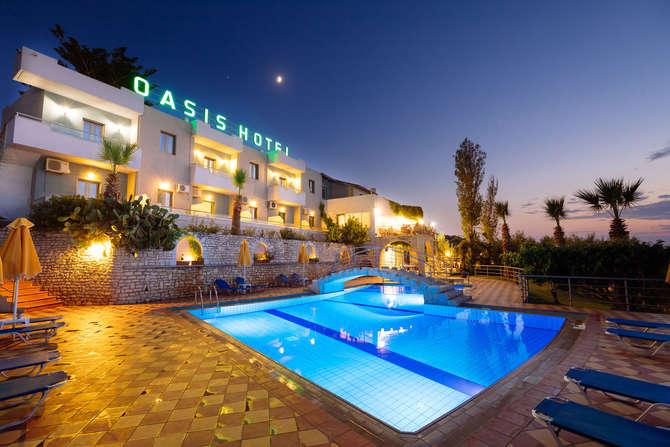 Oasis Hotel Skaleta Skaleta