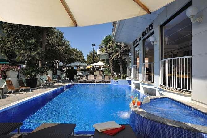 Hotel De France Rimini
