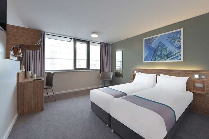 Travelodge London Central Waterloo Londen