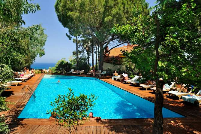 Hotel Alberi del Paradiso Cefalù