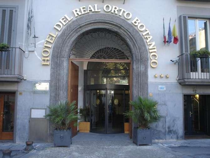 Hotel Real Ortobotanico Napels
