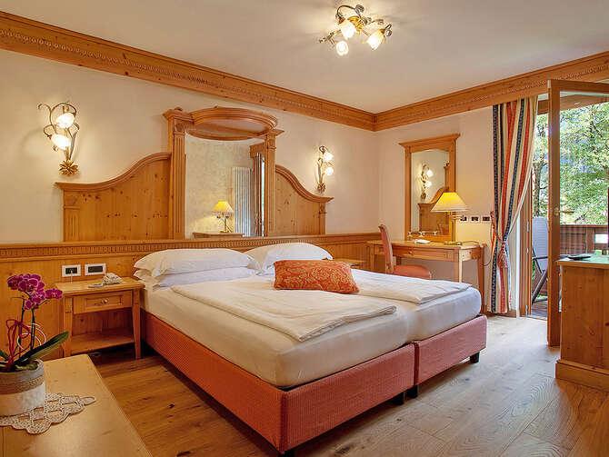 Monte Giner Hotel & Residence Mezzana