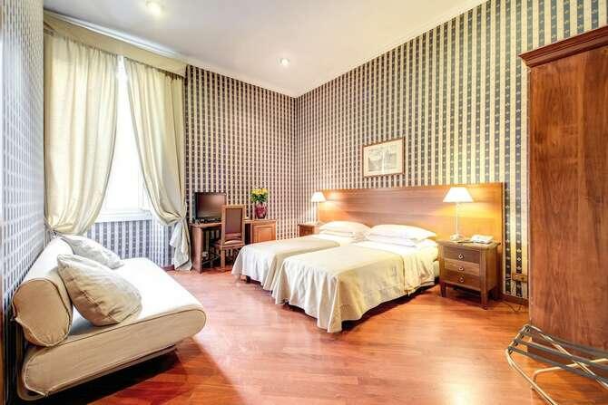 Hotel St. Moritz Rome