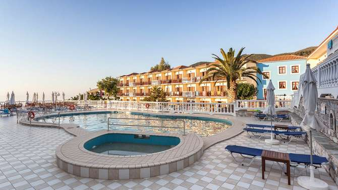 Hotel Aeolos Skopelos-stad
