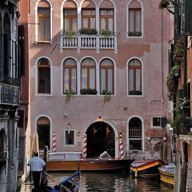 Hotel All'Angelo Venetië