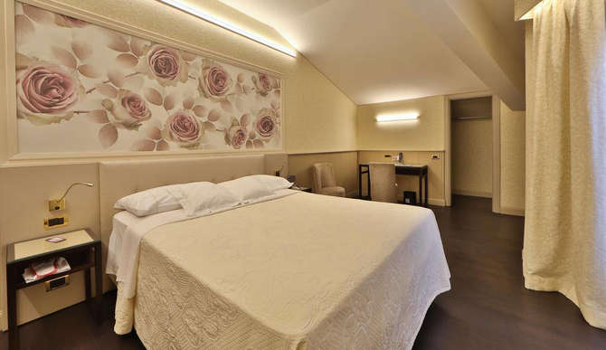 Antares Hotel Concorde Milaan