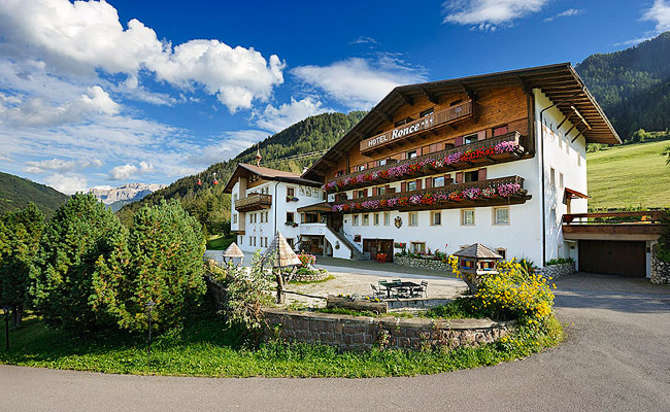 Hotel Ronce Ortisei - St. Ulrich