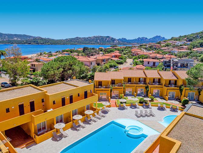 Blu Hotel Laconia Village Cannigione
