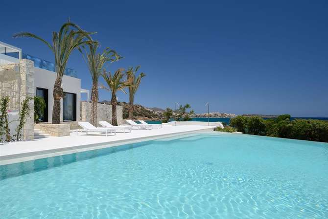 The Island Concept Agios Nikolaos