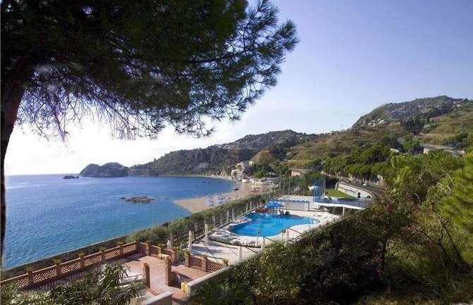 Hotel Villa Bianca Resort Taormina